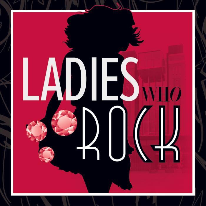ladies who rock fundraising 2017