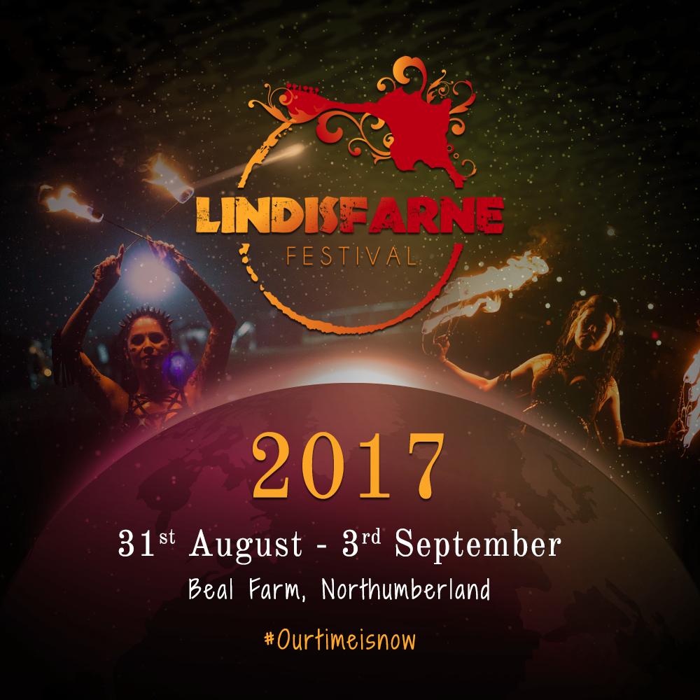lindisfarne festival 2017